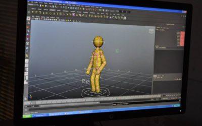 Vi søger linjefagslærer i Spildesign & Animation