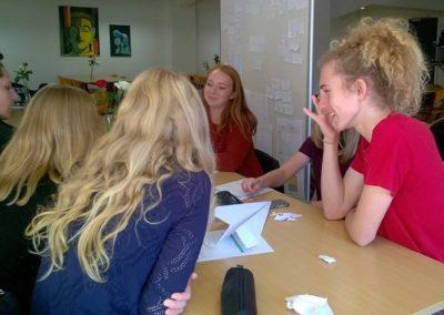 10. klasse i Odense