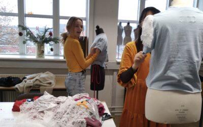 Bæredygtig Fashion Camp i uge 7