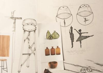 H.C.ANdersen design til det nye museum